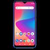 BLU G50+ smartphone blau